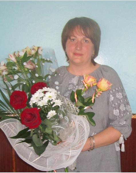 Фіняк  Ірина Володимирівна