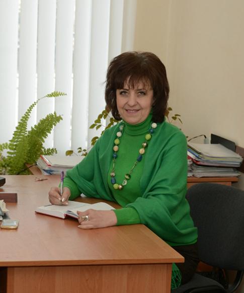Опікула Лариса Євгенівна