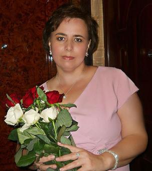 Сімків Оксана Василівна