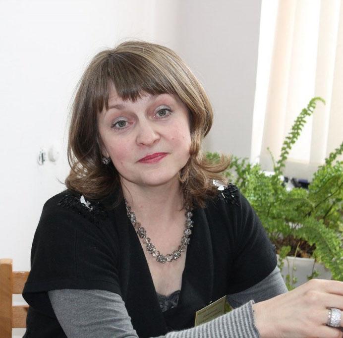 Вітковська Анжела Романівна